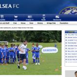 Chelsea free kicks for kids