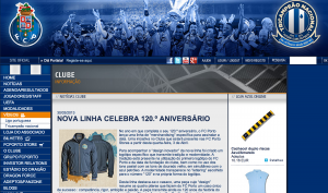 FC Porto 120 anniversary picture