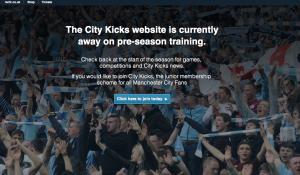 Manchester City Kicks