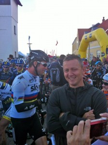 Mark Cavendish post Danmark Rundt