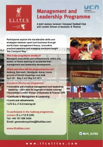 LFC ELITES Aalborg 2014 Flyer kopi