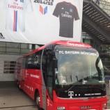 FC Bayern Bus