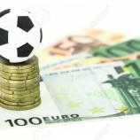Fodbold money billede