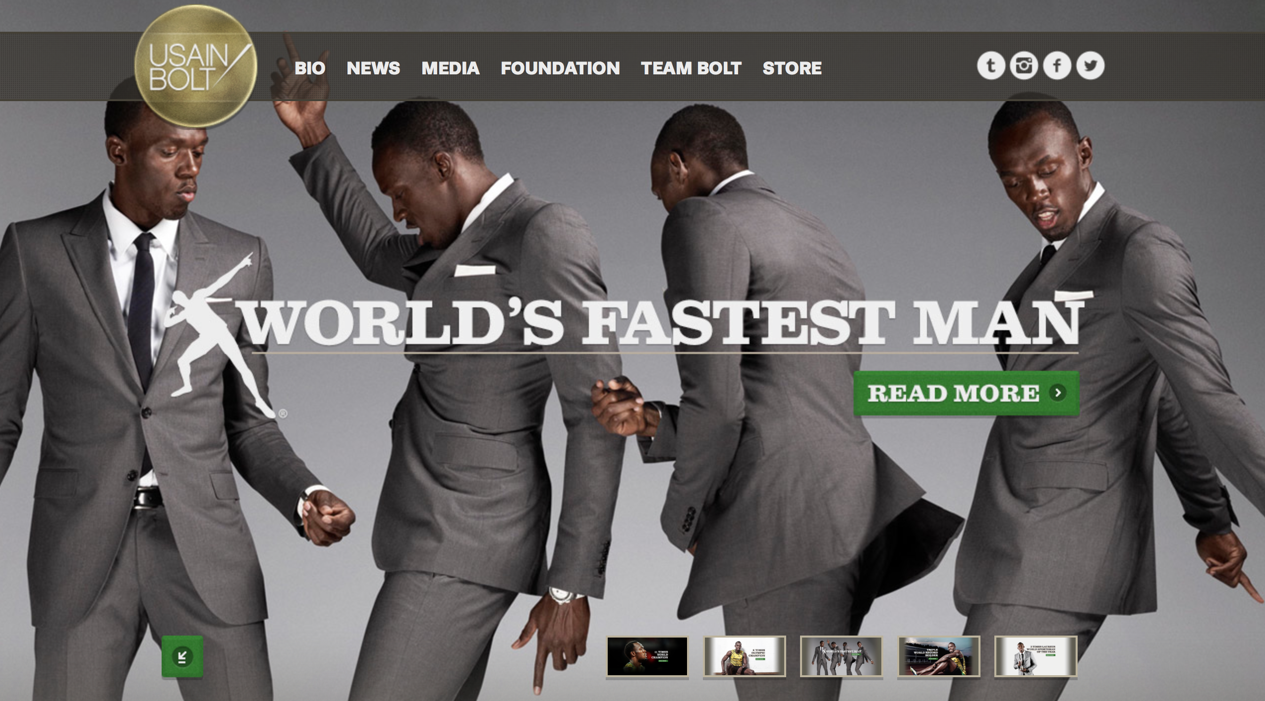 Usain Bolt The Entertaining Business Of Being The Best
