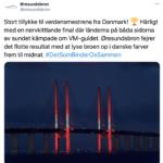 Scandinavian countries build bridges through sports